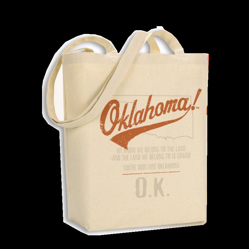 Oklahoma! Tote Bag