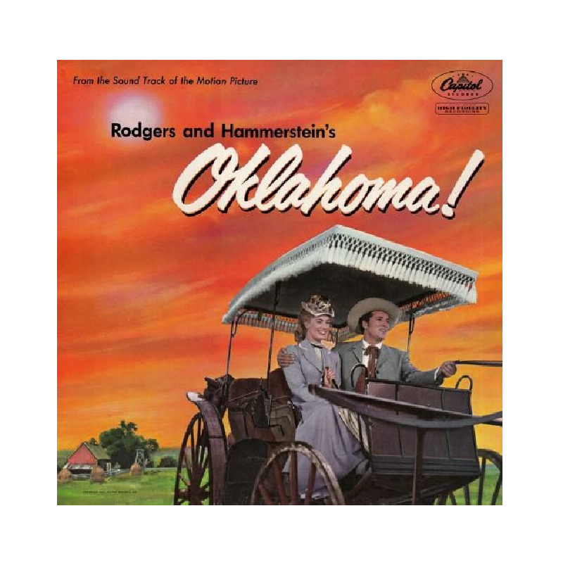 Oklahoma CD- 1955 Film Soundtrack