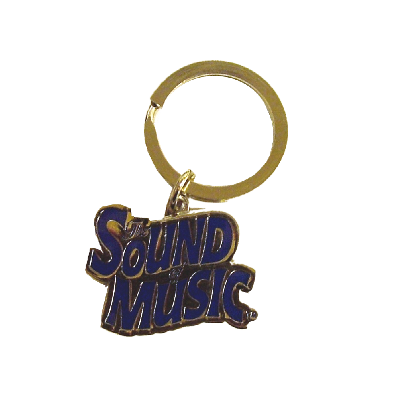 Sound of Music Keychain
