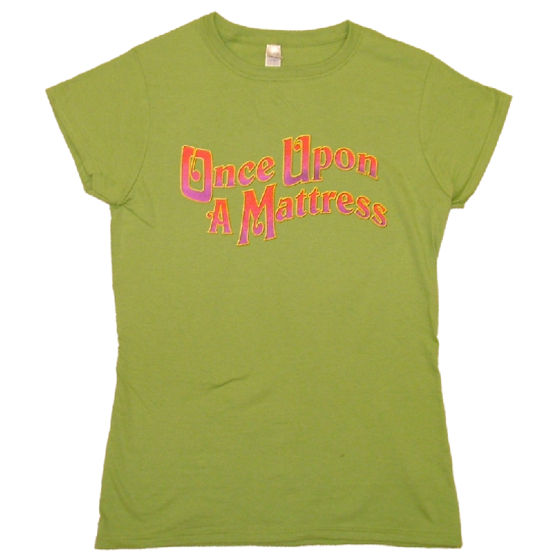 Once Upon A Mattress Ladies Kiwi Tee