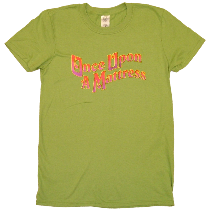 Once Upon A Mattress Unisex Kiwi Tee